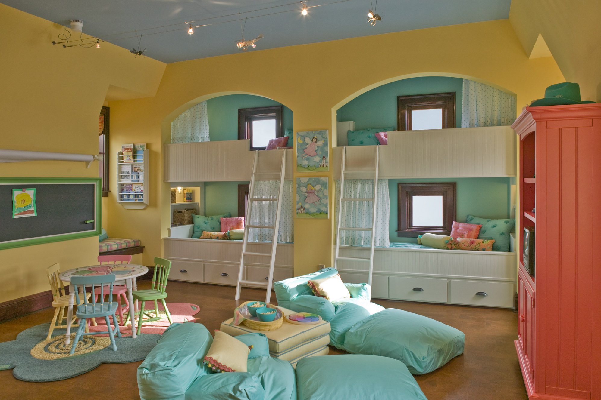 The abc s of decorating k is for kid s rooms decorating Funny bedroom