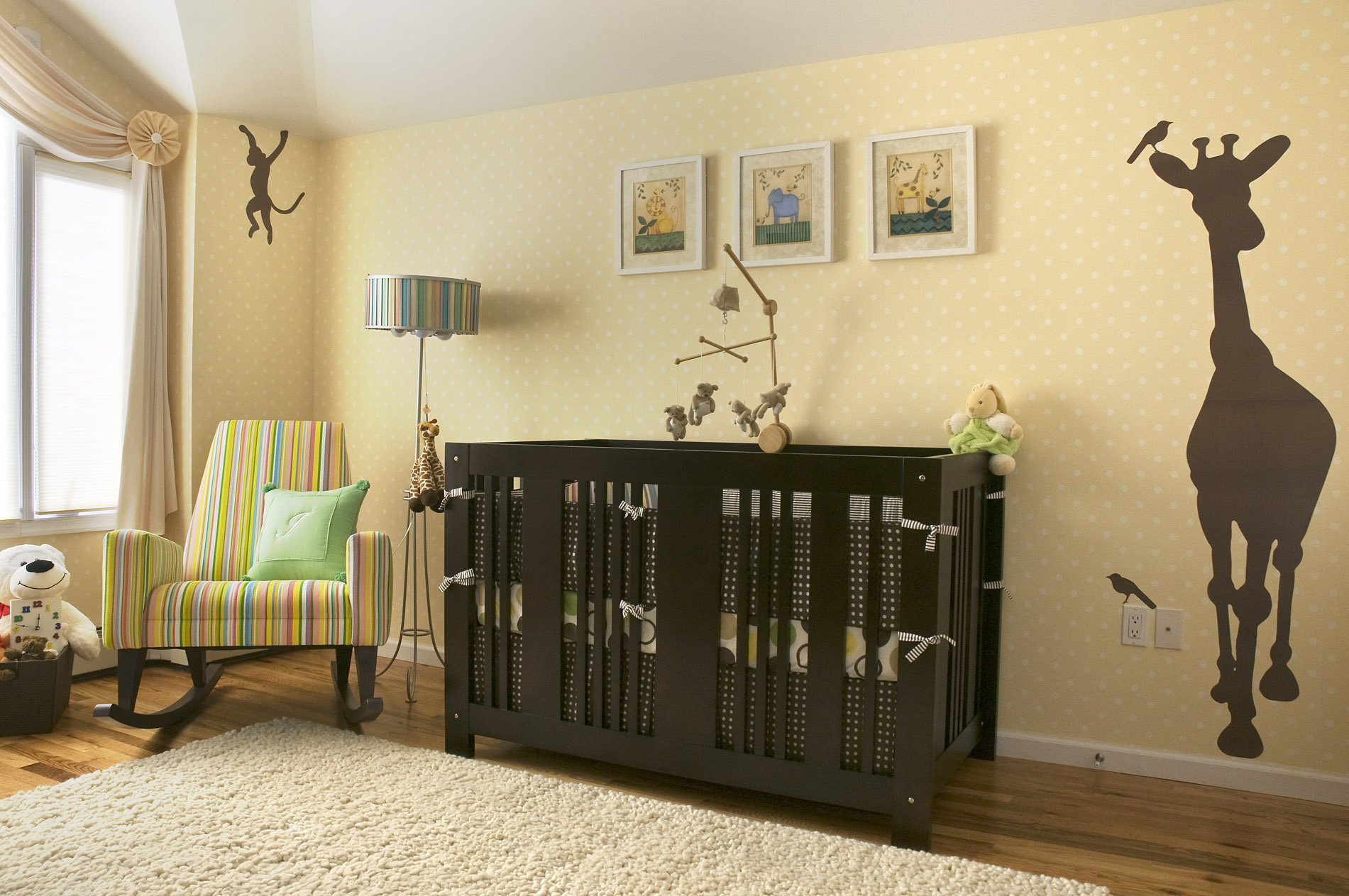 Lullaby Land – Nursery Decorating Ideas